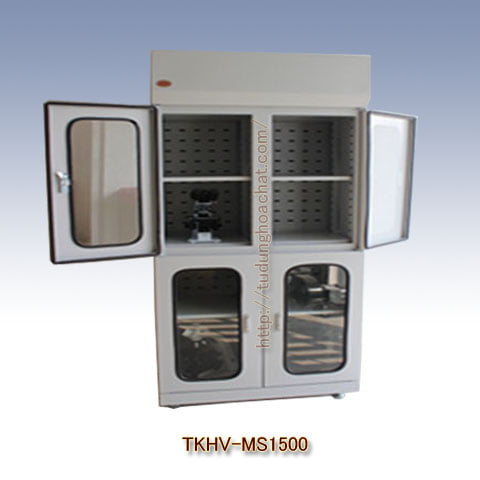 Tủ bảo quản kính hiển vi TKHV-M1500