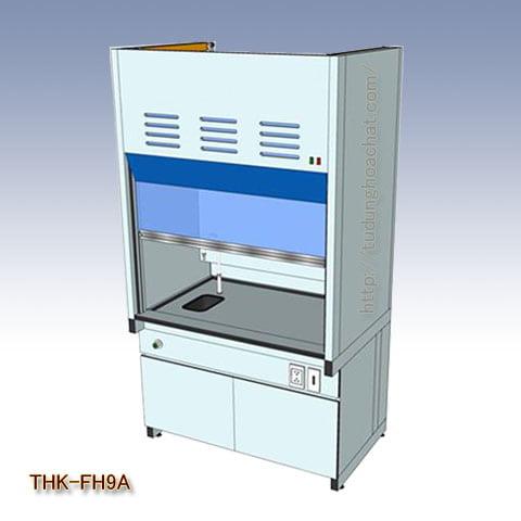 Tủ hút khí độc kháng axit THK-FH9A