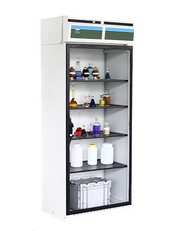 Dung tích lưu trữ, biển báo, hệ thống thông gió tủ bảo quản dễ cháy
