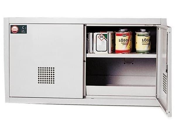 Tủ đựng hóa chất kích thước dài 110cm cho phòng lab